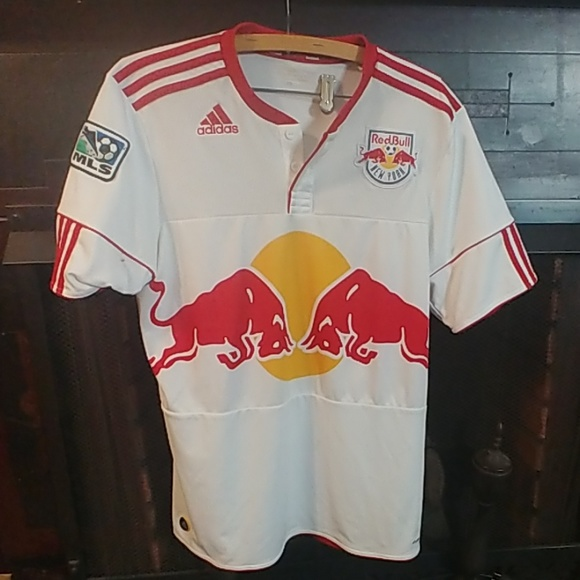 buy popular a29b4 45507 New York Red Bulls Jersey | MLS 2010 | Autographed